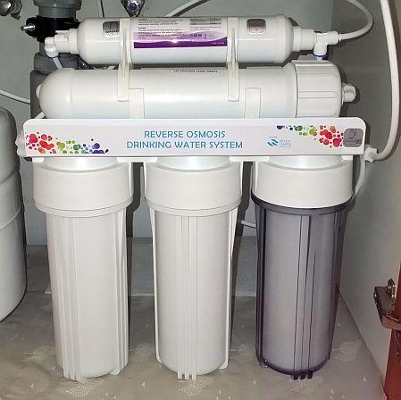 RO 102 Mini víztisztító