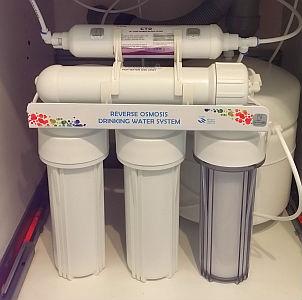 Biocom RO 102 A víztisztító