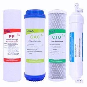Biocom RO 102 gyári szűrő készlet